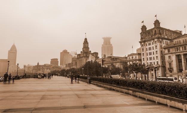 오래된 도시 전망