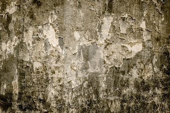 Old dirty concrete textures for background - vintage filter effect