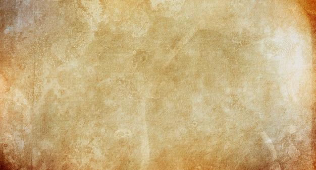 텍스트 및 디자인에 대 한 오래 된 빈티지 종이의 오래 된 더러운 그런 지 배경 질감