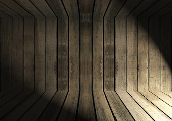 Old dirty wooden wall for background