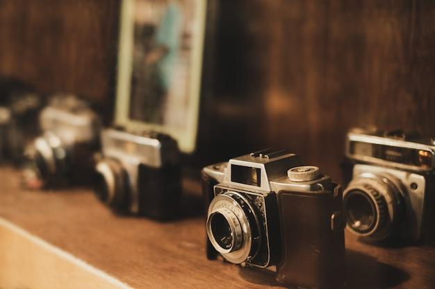 오래된 필름 카메라