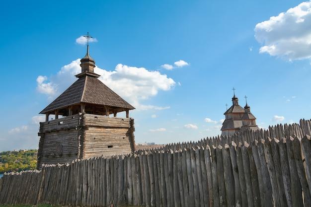 ホールツィツャ島の古い要塞