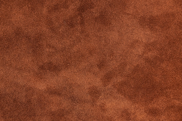古い生姜革テクスチャ背景