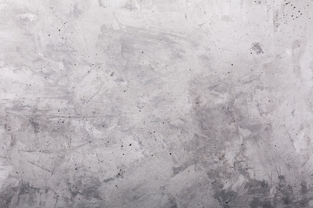 Old gray painted concrete rustic background, horizontal orientation