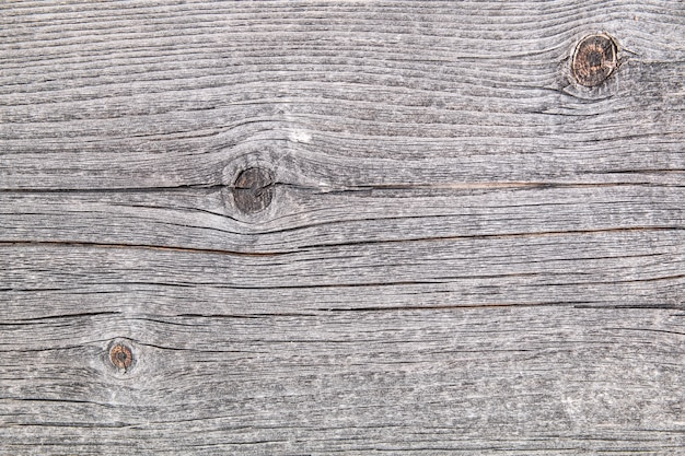 Old gray wooden. aged texture of the board