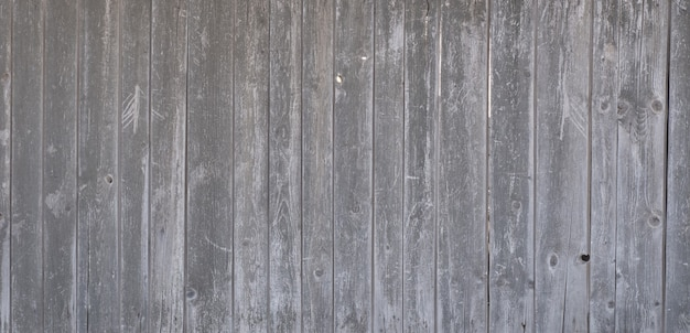 Старый серый деревянный фон, доски расположены вертикально. грандж текстуры.