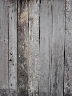古い灰色の木の板。テクスチャ背景