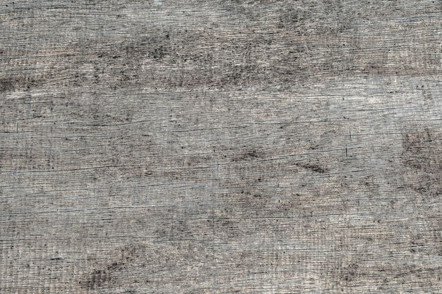 Old gray wooden wall, background and texture, close up