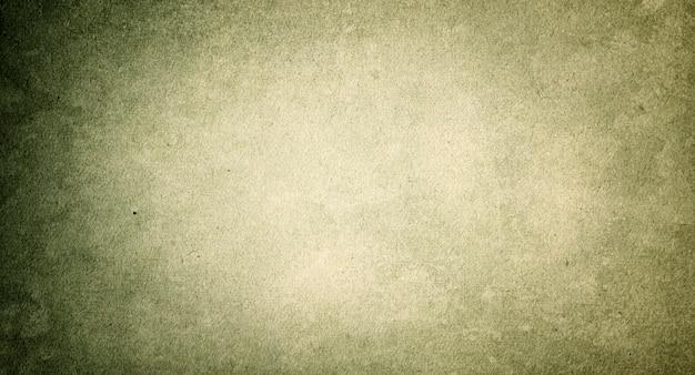 텍스트 및 복사 공간을 위한 공간이 있는 오래된 녹색 거친 종이 질감