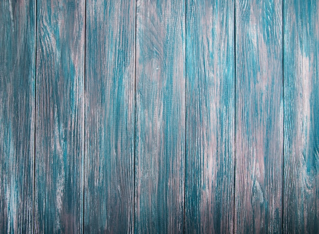 Old green wooden background