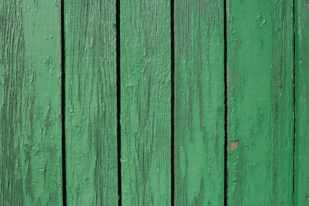 Old green wooden texture. wooden material surface background. vintage grunge wood. copyplace,