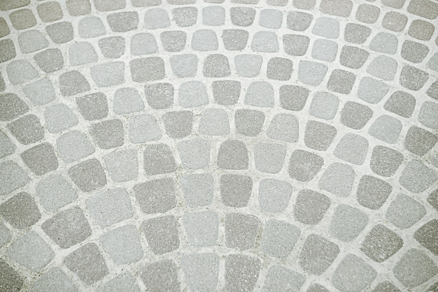 Old grey pavement texture background
