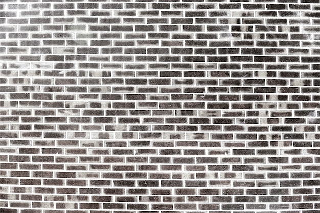 Old grey red brick background