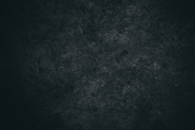 Old grunge black cement wall backgrounds