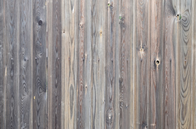 Old grunge dark brown wood panel pattern with beautiful abstract grain surface