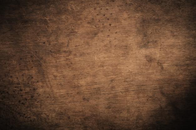 Old grunge dark textured woode