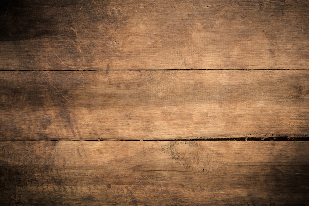 Old grunge dark textured wooden background, the surface of the old brown wood texture