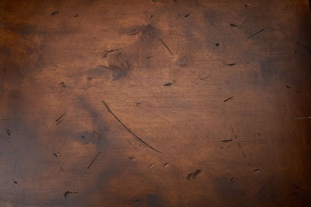 Old grunge dark textured wooden plywood background