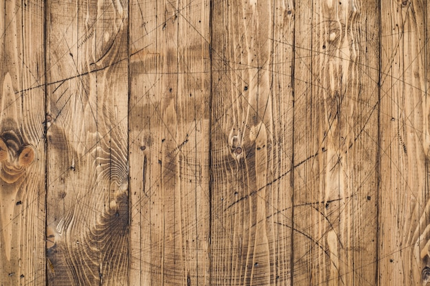 Old grunge dark textured wooden surface,the surface of the old brown wood texture