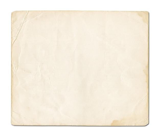 Старый гранж пергаментной бумаги текстуры