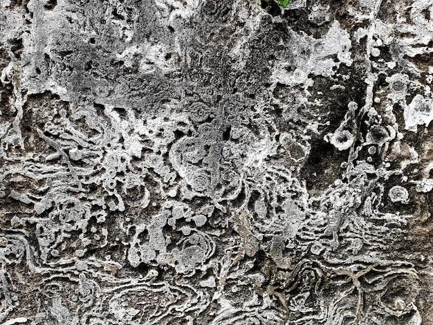 古い汚れたコンクリートの壁のテクスチャ