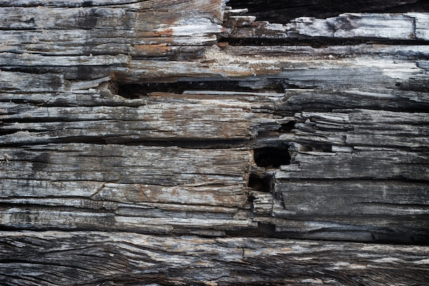 Old hard wood texture background