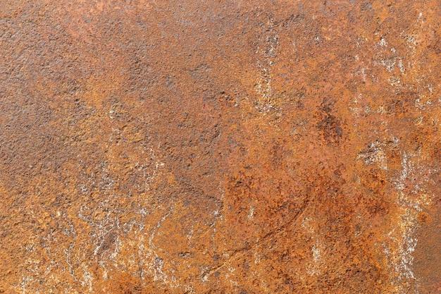 古い鉄板。