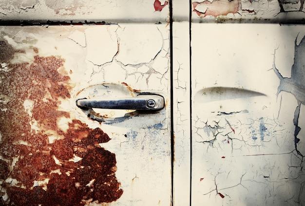 Старые предпосылка и текстура ржавчины утюга металла.