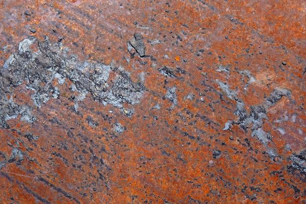 Old metal iron rust texture
