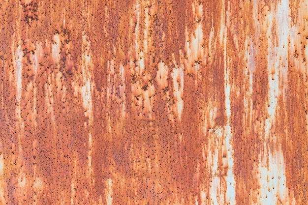 Old metal texture background, iron rust texture with corrosion background