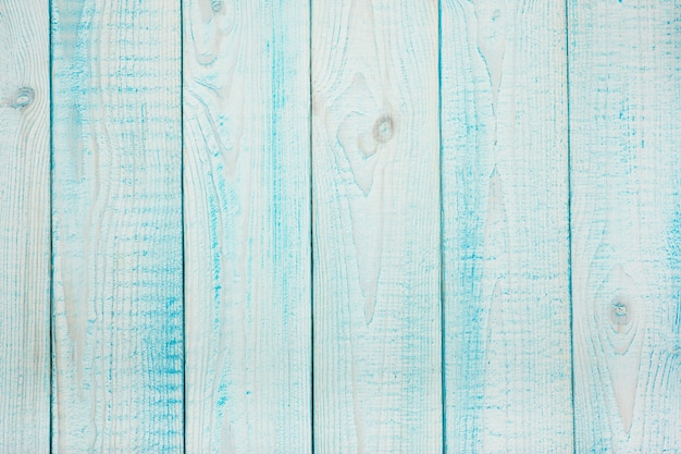 Old natural  turquoise wooden shabby background
