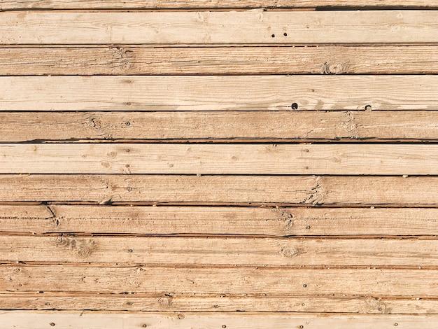古い自然な木の板の背景テクスチャ。
