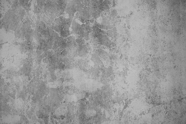 背景の古い自然灰色セメント壁テクスチャ