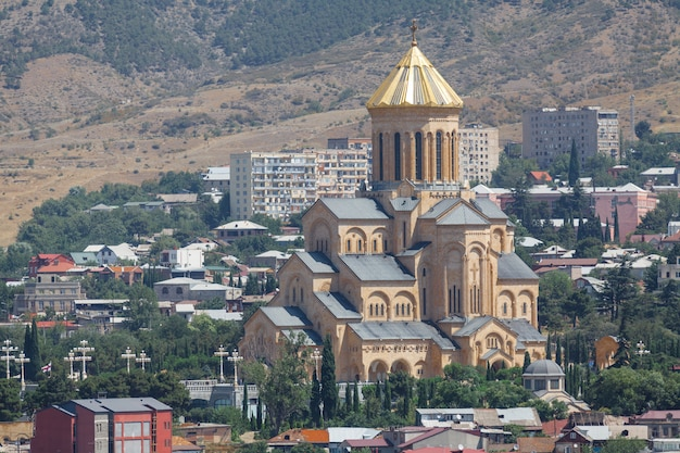 Old orthodox cathedral