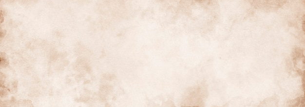 Old paper, background with beige paper texture copy space and space for text for design