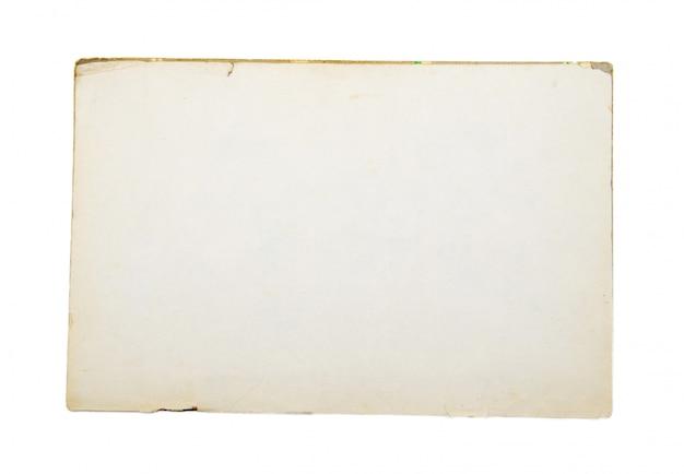 古い紙分離テクスチャ背景