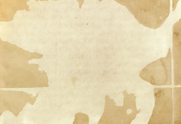 背景テクスチャの古い紙のシート