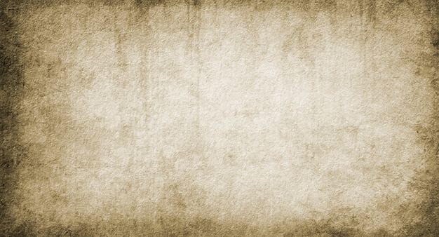Old paper texture background, vintage retro blank page space, grunge spots for design