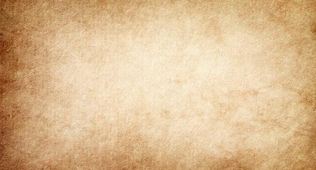 Старый фон текстуры бумаги, старинные ретро пустая страница с пятнами гранж для дизайна