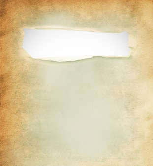 Old paper texture background with copy space for text