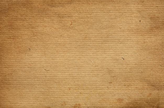 Текстура старой бумаги, старинный бумажный фон Premium Фотографии