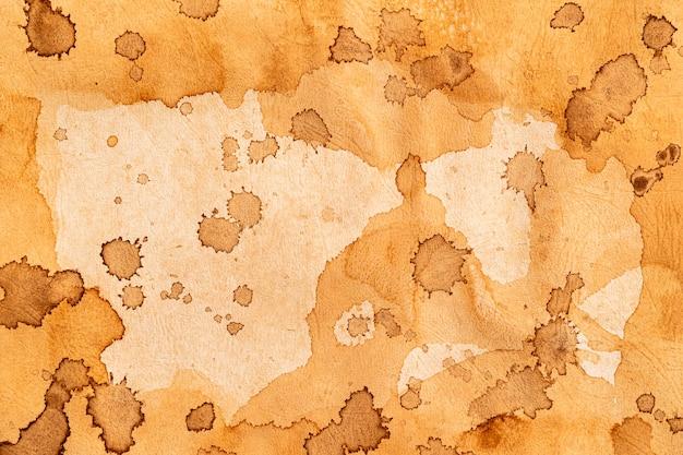 Текстура старой бумаги, старинный бумажный фон