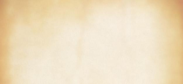 古いパーチメント紙のテクスチャの背景。ビンテージ