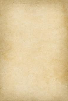 旧羊皮纸纹理背景。古董