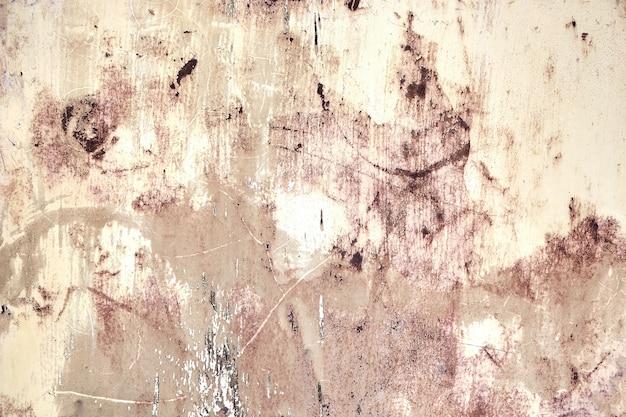 Old peeling wall