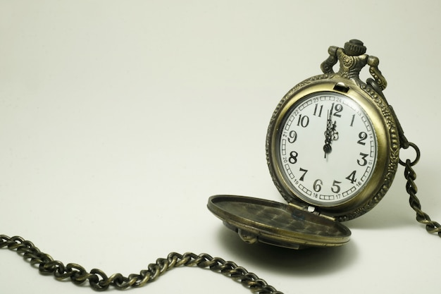 Old  pocket watch