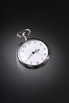 An old pocket watch
