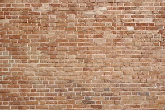 Старая красная предпосылка текстуры кирпичной стены. отлично подходит для надписей граффити