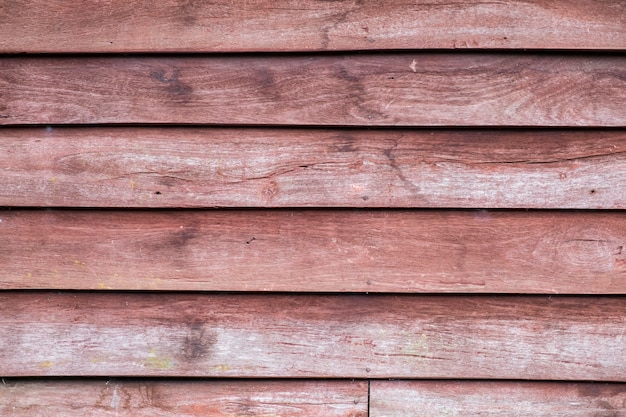 Old red brown wooden background