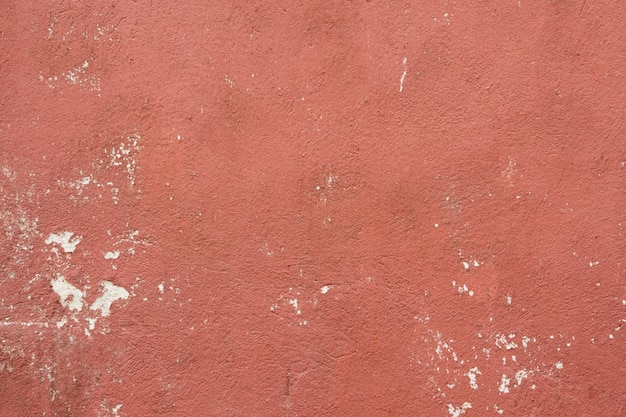 Old red cement wall texture